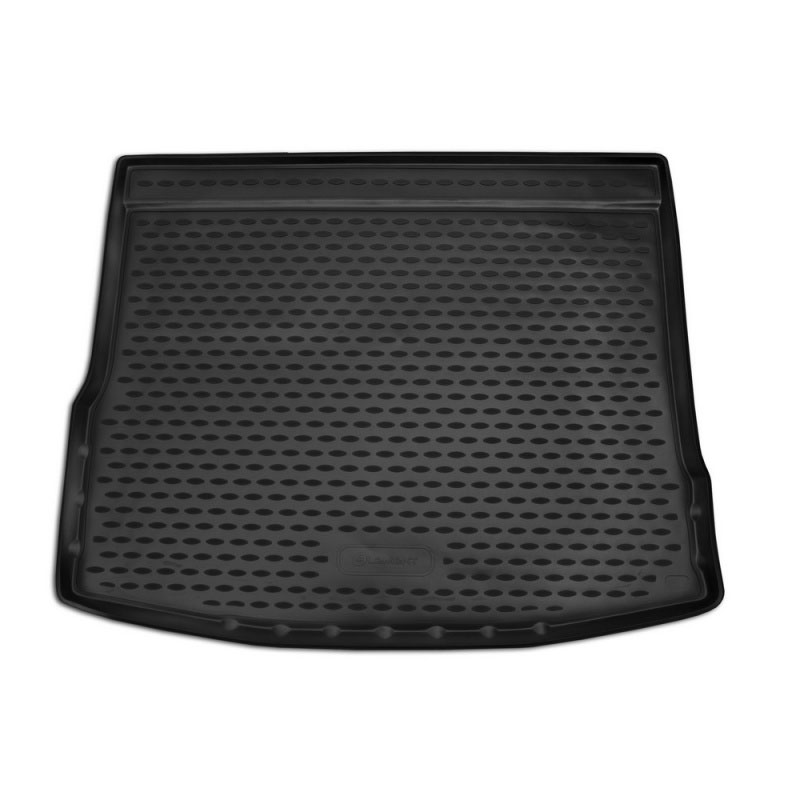 цена на For Volkswagen Tiguan 2017- car trunk liner boot cargo mat tray floor carpet boot cargo rear mat luggage car styling