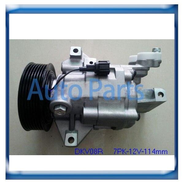 nissan tiida gearbox pump dkv 08r/dkv08r ac compressor for nissan latio/tiida ...