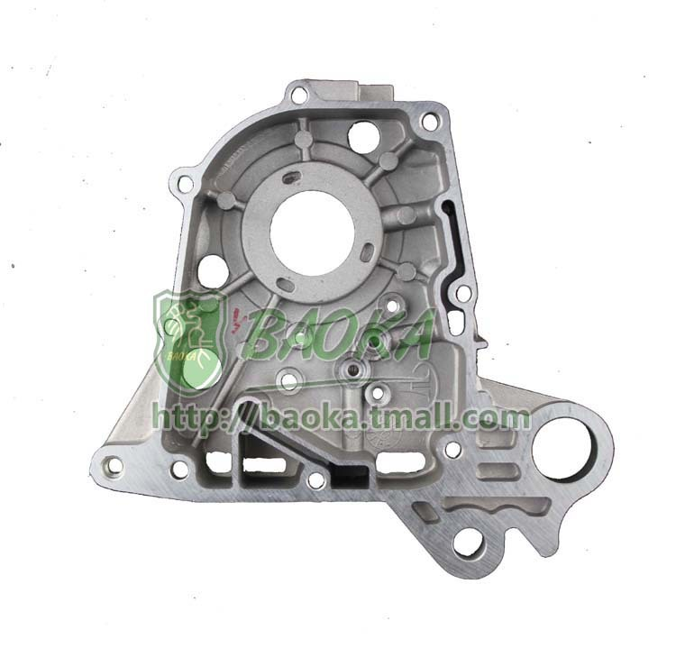 ФОТО motorcycle moped scooter heroic GY6 48 50 80 Right crankcase right case