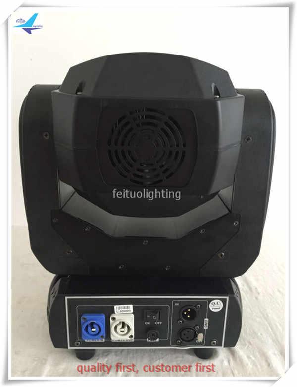 A-مع حالة DJ Intimidator بقعة تتحرك رئيس 90W LED نقل رئيس نمط الضوء الإضاءة/نير اعبا اساسيا