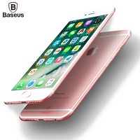 Baseus Ultra Thin Soft TPU Phone Case For iPhone 6 6s Plus Slim Crystal Clear Silicone Back Cover For iPhone 6 6s Phone Bag Case