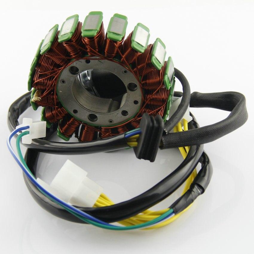 Bobine de redresseur de magnéto d'allumage de moto pour la bobine de générateur de Stator de moteur de magnéto de LM12W5-6 de SYM GTS125 LM12W5-7 LM12W5-F - 2