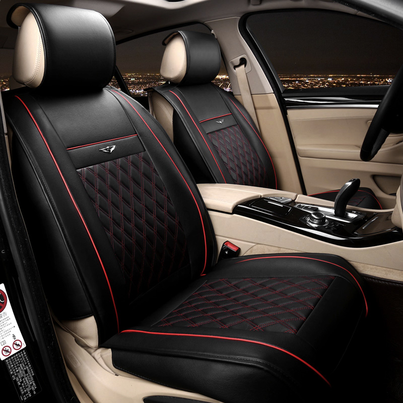 High Quality Special Leather Car Seat Covers For Land