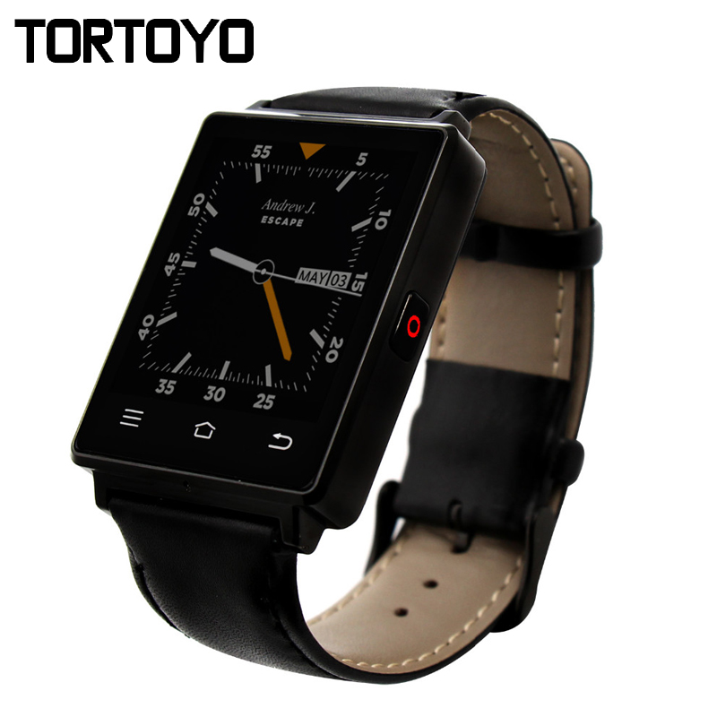 NO.1 D6 Android 5.1 OS Smart Watch Phone 1GB RAM 8GB ROM Quad Core 1.63 Inch Support Health Monitor GPS WIFI 3G Smartwatch Clock no 1 d6 1 63 inch 3g smartwatch phone android 5 1 mtk6580 quad core 1 3ghz 1gb ram gps wifi bluetooth 4 0 heart rate monitoring