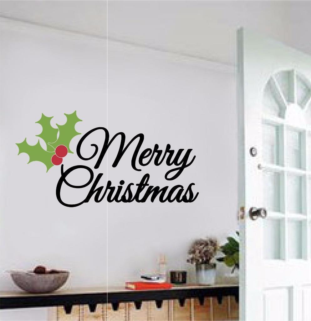 Popular Christmas Wall Mural-Buy Cheap Christmas Wall
