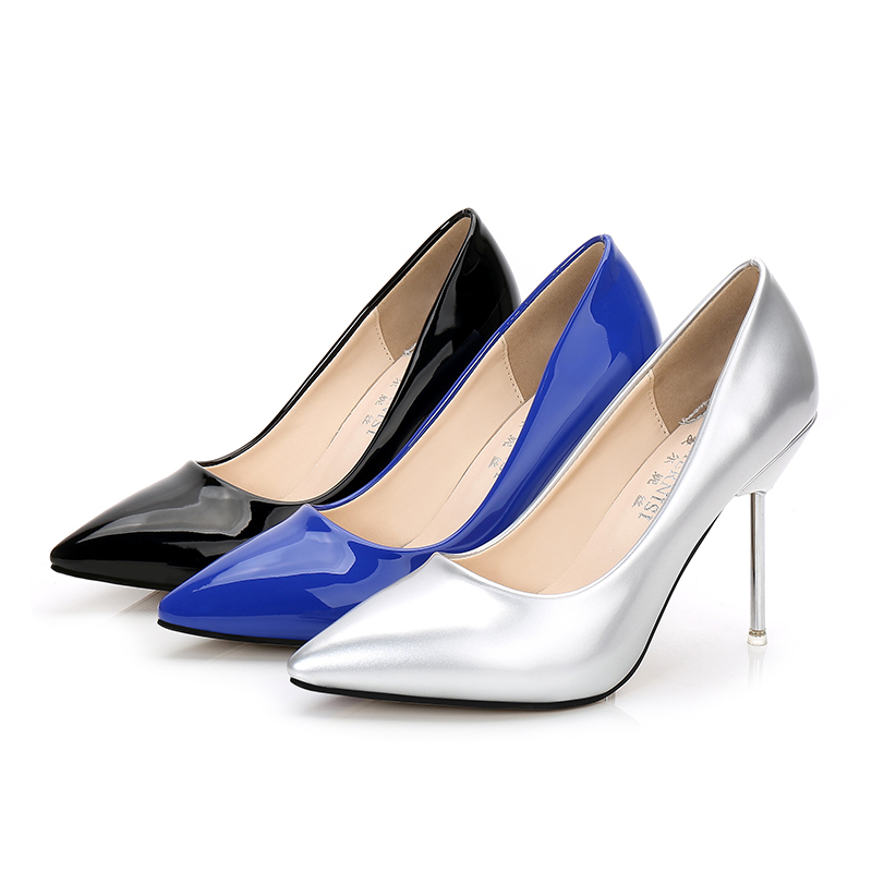 2018 New arrivals high heels for party wedding in high quality Women Pumps in 10cm2018 New arrivals high heels for party wedding in high quality Women Pumps in 10cm