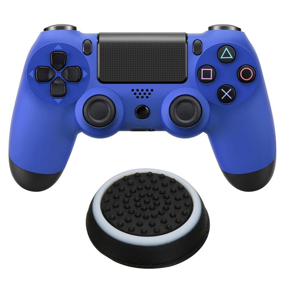 VKTECH 2st Anti Skid Game Controller Joystick Knapp Caps för PS4 / - Spel och tillbehör - Foto 2