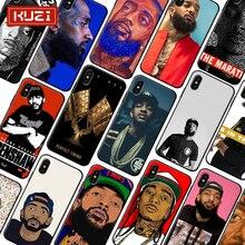 Kuzi Cool Style Tenda Case For Iphone X XS 8 7 6 6s Plus Coque Fundas Capa TPU Silicone Exquisite  Luxury