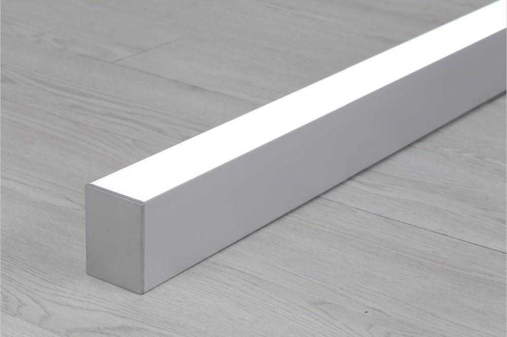 o envio gratuito de escritorio interior diodo emissor de luz linear 20 w 40 w 50