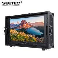 SEETEC 4K238 9HSD CO 23,8 4 К (3840x2160) ultra HD Разрешение ручной клади трансляции директор монитор для видеонаблюдения и делает фильм