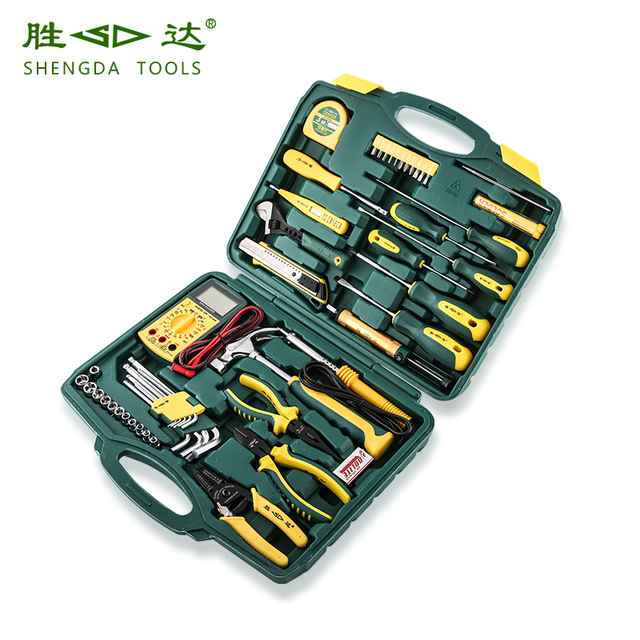 Telecommunications kit package   Multimeter electronic electrical maintenance hardware tool set