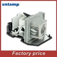 Original da lâmpada Do Projetor BL FP230A SP.83R01G. 001 com suporte da lâmpada para EP747 DX608 EP7477 EP747A EP747N EP7475 EP7479|projector lamp|lamp for projectorlamp holder -