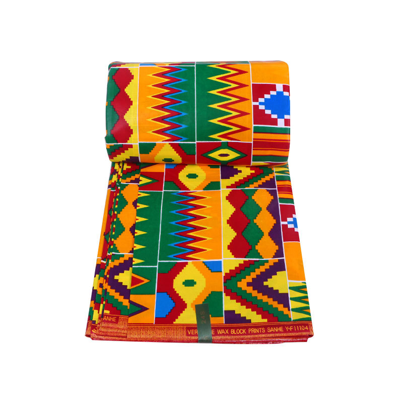 Image 2 - 2019 Royal Wax Batik Prints Africa Fabric 100% Cotton Ankara 