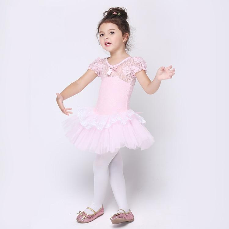 96c5b086b40e 85 125cm Toddler Party Dress Sweet Lace Ballerina Dress Kids ...