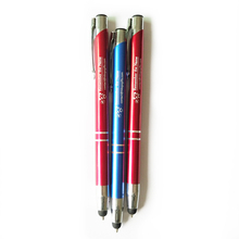 Personalized wedding gift pencils logo stylus 16g/pc custom engraved free with your text in 10 colors to mix