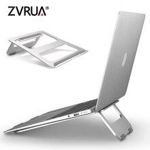 ZVRUA Evrensel Alüminyum Alaşım Tablet Tutucu Macbook Pro laptop standı Tutucu Aksesuarları iPad Pro 12.9 Için metal destek