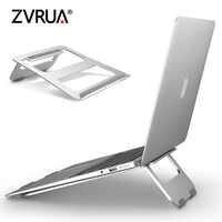 Zvrua universal liga de alumínio tablet titular para macbook pro portátil suporte acessórios para ipad pro 12.9 suporte metal