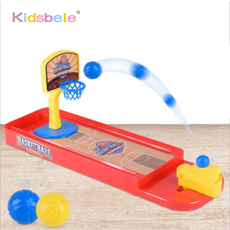 Mini Desktop Shooting Game Toy Set Fun Indoor Parent-Child Interactive Table Basketball Game Developmental Toy