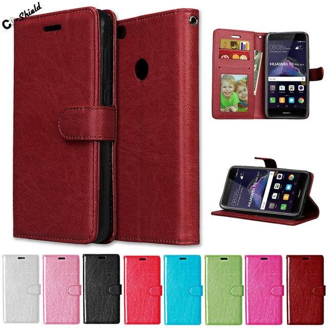 sale retailer 35fe0 bb5b2 US $4.36 7% OFF|Flip Case for Huawei Honor 8 Lite PRA LX1 PRA LA1 PRA TL10  Phone Case Leather Cover for Huawei Honor8 Lite PRA LA1 LX1 LX2 TL10-in ...