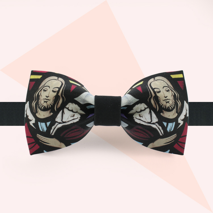 Free Shipping New Male mens fashion casual Fashionable Bowknot grooms dress is fitted with a bow tie to burn Peter and sheep
