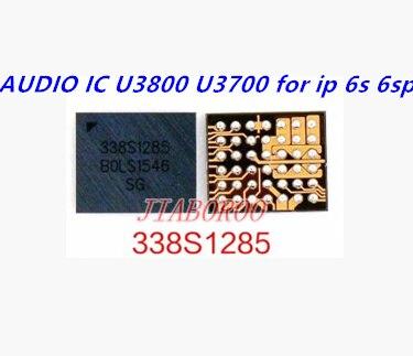 10 шт./лот 338S1285 для iphone 6S 6SP 6S-PLUS аудио контроллер (аудио кодек) ic