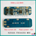 3 S 8A Литий-Ионный 12 В 18650 БМС PCM плата защиты аккумулятора липо bms pcm для литий-ионная батарея пакет