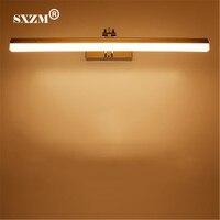 9W 12W 39cm 49cm LED Mirror Light AC85 265V Waterproof SMD2835 High Quality For Bathroom Led