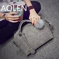 Aolen Sacos Para As Mulheres 2016 Designers de Mensageiro Marcas Famosas Crossbody Ombro de Couro Pu Designer De Bolsas de Luxo Com O Logotipo