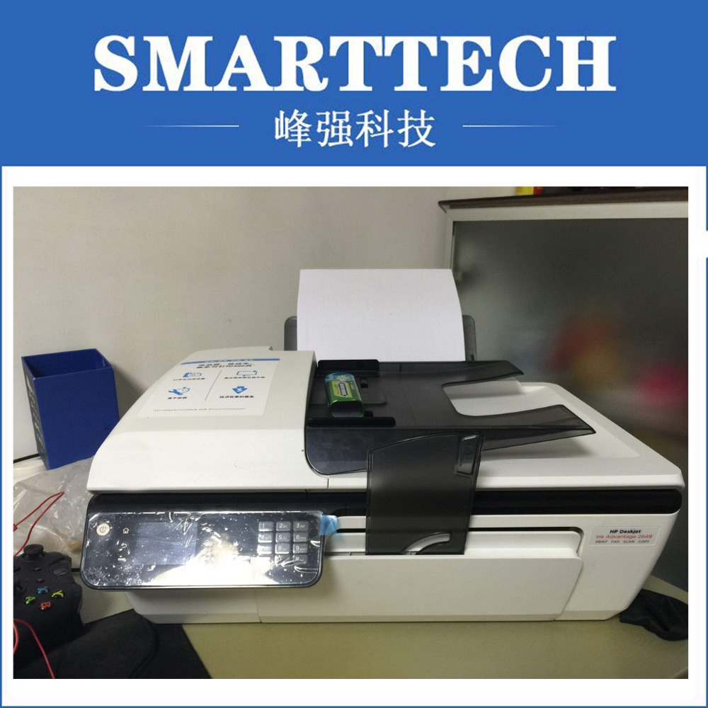2017 top sales font b Smartphone b font Projector be customized plastic injection mold the Screen