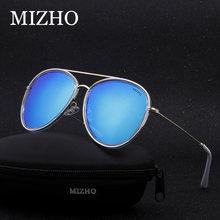 Mizho реальные визуальные фиолетовые поляризованные женские