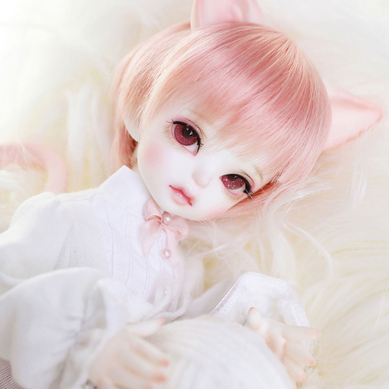 New Arrival 1 6 BJD Doll BJD SD Lovely Style Cheshire Resin Doll For Baby Girl