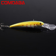 1PCS 16.5cm 28g Wobbler Fishing Lure Big Crankbait Minnow Peche Bass Trolling Artificial Bait Pike Carp lures HY-76