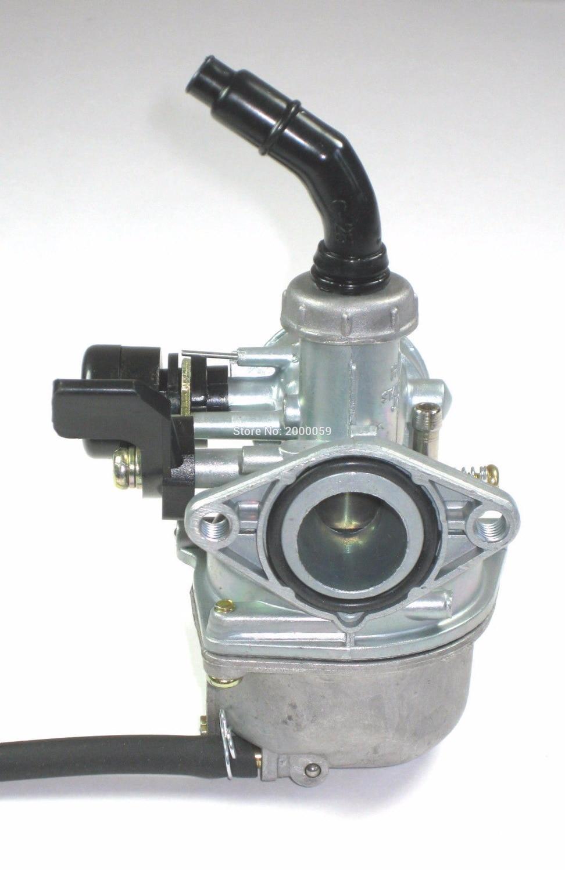 carburetor chinese 50cc 70cc 90cc 110cc 125cc atv dirt bike go kart rh aliexpress com 110Cc Pit Bike Honda 110Cc Pit Bike