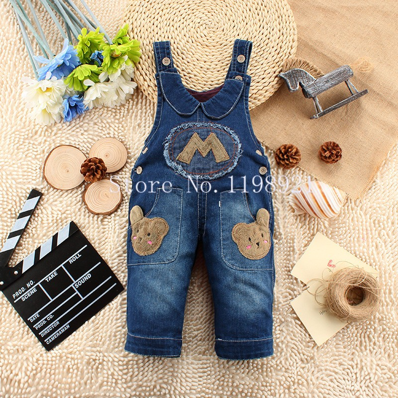 Kids Jeans Overall (11)