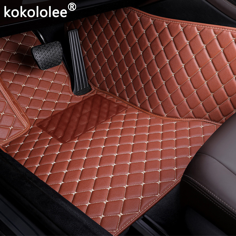 Car Floor Mats For Mercedes Benz A B C CLA GLA D E ML SL SLK R Sclass Vito Viano Sprinter Maybach CLA GLK CLK Custom auto foot|Floor Mats|   - title=