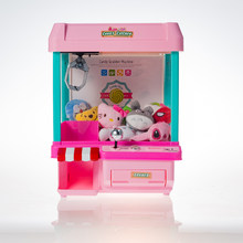 Clip Doll Grabber Arcade Game Machine Candy Grabber Doll Grabber Claw Machine Crane Machine Catcher Vending Machine Kids Toys(China)