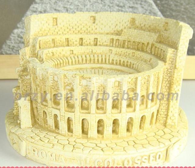 Coliseu De Roma Coliseu Romano Moldes De Silicone Sabão Moldes De Silicone  Molde Sabão Moldes De
