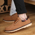 Men's shoes 2016 Autumn spring British Business casual men casual shoes