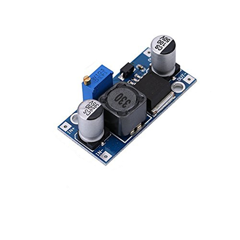 ShenzhenMaker XL6009E1 Dc-Dc Automatic step-up step-down Adjustable Converter Power Supply Module 20W 5-32V to 1.3-35V dc power supply uni trend utp3704 i ii iii lines 0 32v dc power supply