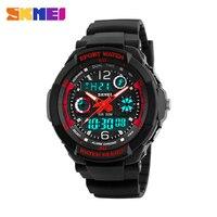 Skmei Children Sports Watches S SHOCK Military Fashion Casual Quartz Digital Watch Boys Wristwatches Relogio Masculino