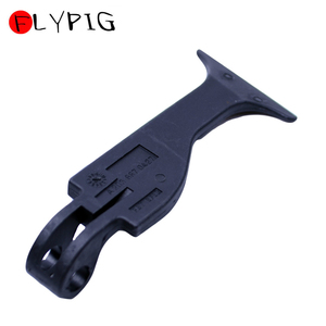 FLYPIG Repair Tool 10cm Black Front Hood Release Handle For Mercedes Benz W203 C32 C230 240 320 AMG MTC 2038870427(China)