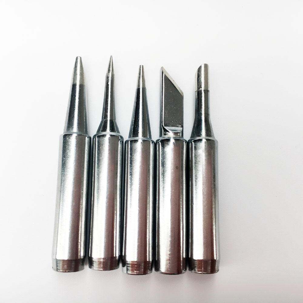 5pcs/lot Lead-free solder iron tip 900M-T 936 100% brand new for solder tips hakko
