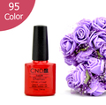 1 Pcs New CND Shellac 95 Colors Nail Gel Polish Soak Off Nail Gel Base Top Coat Gel lak lacquer Polish varnish Nail art