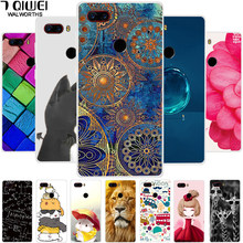 For ZTE Z17 Lite Case Silicone Soft TPU Phone Case For ZTE Nubia Z17 Lite Cover Coque For ZTE Nubia M2 Lite M2Lite Funda Capa(China)