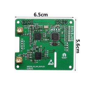 Image 5 - חדש MMDVM דופלקס נקודה חמה תמיכה P25 DMR YSF NXDN DMR חריץ 1 + חריץ 2 עבור פטל pi + OLED