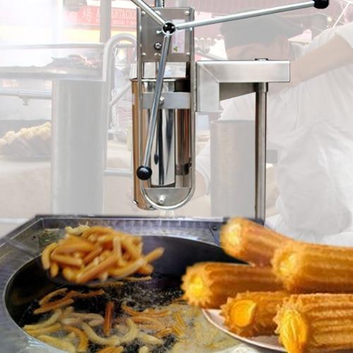 Churros MACHINE, Spanish Latin fruit machines, Spain donut machine