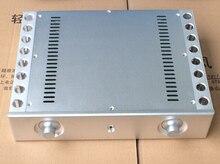 BZ3608C Aluminum enclosure Preamp chassis Power amplifier case/box size 361*85*270mm