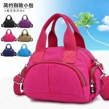 Nylon Bag Handbag 2019 Diaper Bag Handbags Single Shoulder Slant Bag Nylon Multifunction Baby Things Hospital Bag Maternity