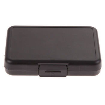 NEW Black Memory Card Storage Holder Har...