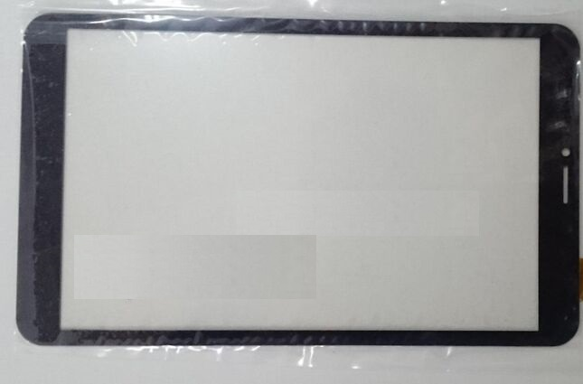 new touch screen digitizer touch panel glass sensor for 8